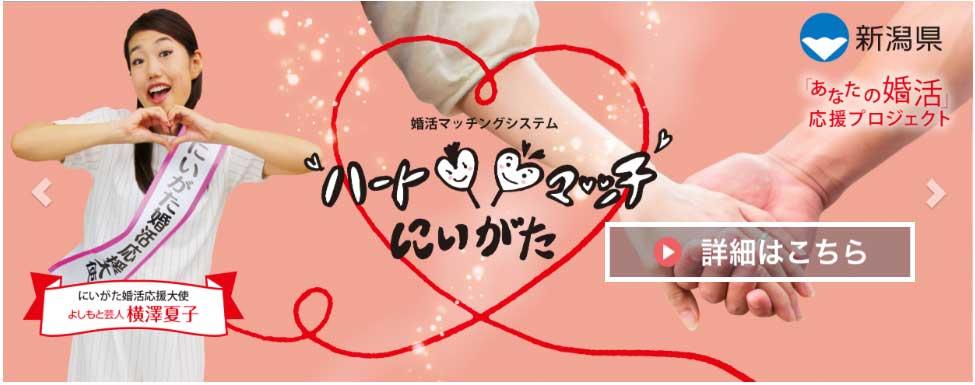 地方婚活新潟県
